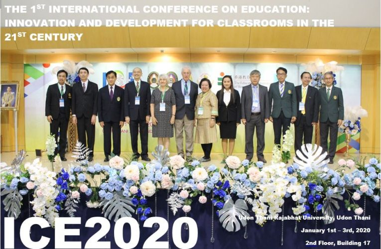 International Conference on Education February 1st-3rd, 2020